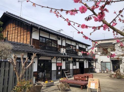 庄原市の三軒茶屋