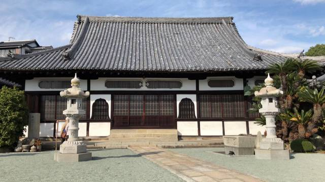 正法寺 本堂
