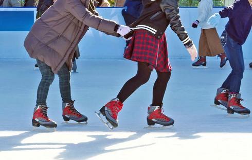 スケート感謝祭で半額に!今シーズンの滑り納めにいかが
