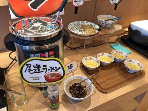 ダイワロイネットホテル広島駅前の朝食、広島のご当地メニューも