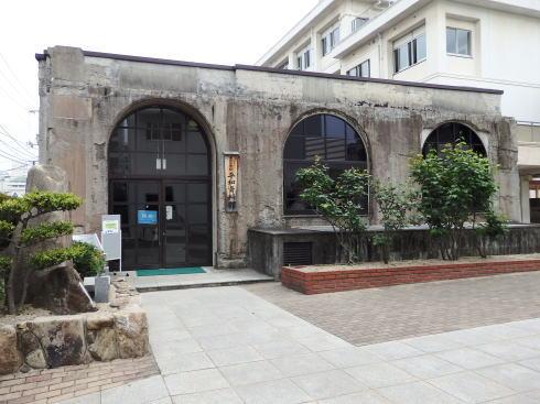 本川小学校平和資料館 外観