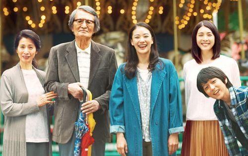映画「長いお別れ」広島で舞台挨拶決定