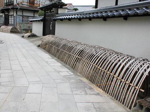 嵐 JAL 先得ロケ地の 広島県竹原市 町並み保存地区の風景5