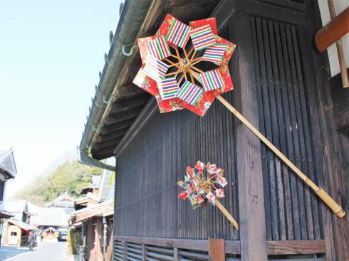 嵐 JAL 先得ロケ地の 広島県竹原市 町並み保存地区の風景7