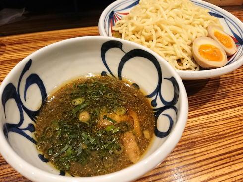 麺鮮醤油房 周月 広島店 つけそばの写真