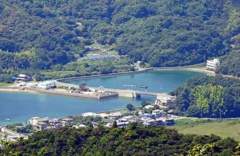 江田島と沖野島を結ぶ沖野島橋