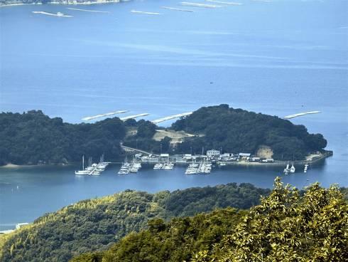沖野島マリーナ(おおがき海の駅)