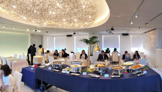 オリエンタルホテル広島 23階ムーングロー