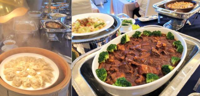 オリエンタルホテル広島 ビアホール 食べ物イメージ2