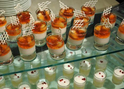 桃のスープなど変わりメニューも!オリエンタルホテル広島、桃のデザートブッフェ