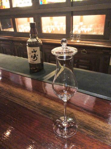 広島市 バー トップノート テイスティンググラス2