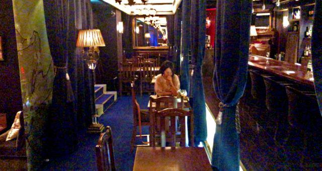 広島市 バー トップノート 店内の様子