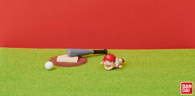 ケーブルバイト カープ戦士シリーズ 長野選手バージョン