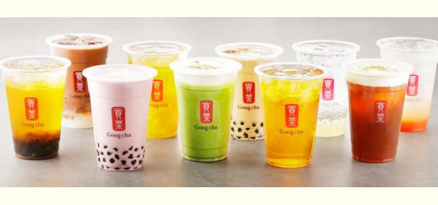 ゴンチャ、広島シャレオにオープン タピオカ人気の有名店 中国地方初