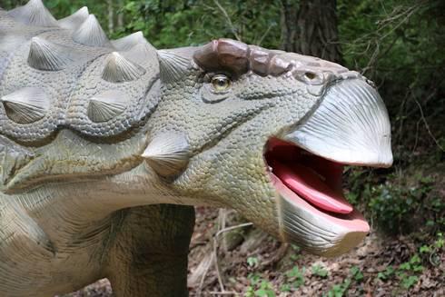 みろくの里 恐竜