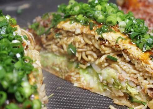 広島風 お好み焼きの作り方・レシピ