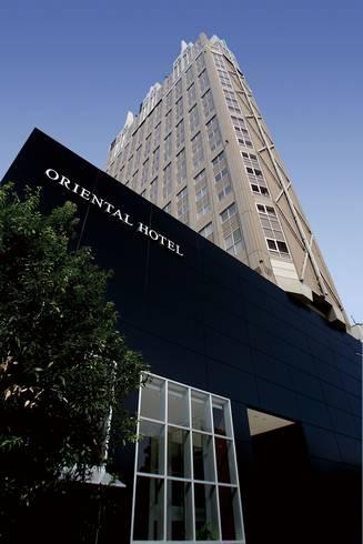 オリエンタルホテル広島 外観