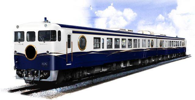 瀬戸内マリンビュー運行終了へ、宮島口~尾道間に新たな観光列車 2020年秋から
