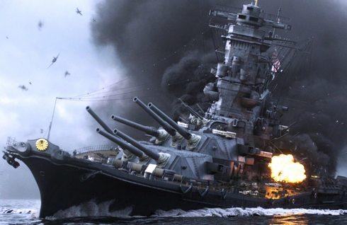 呉ロケも!戦艦大和が最新技術で蘇る 映画「アルキメデスの大戦」