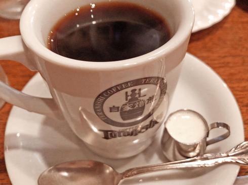てらにし珈琲店 ブレンドコーヒー