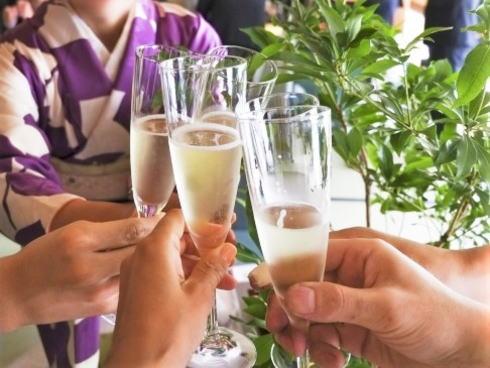広島ワインフェスティバル 初開催、50種のスパークリング泡まつり!