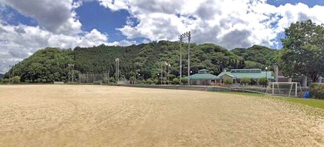 吉田運動公園 グラウンド01