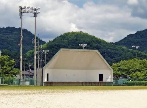 吉田運動公園 グラウンド02