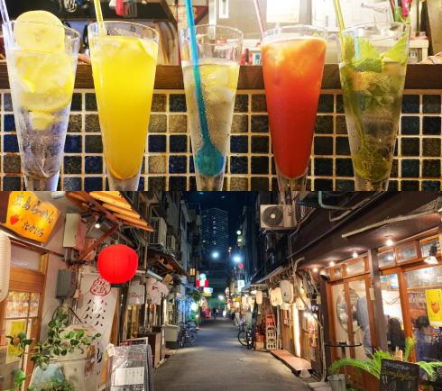 レモンサワーガーデン開催、広島駅の西エリア(エキニシ)で