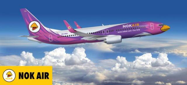 広島-バンコク線 2019年12月就航、日本初・ノックエア定期路線