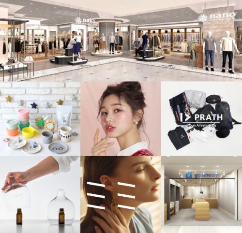 広島初の店舗含め、広島パルコがファッション中心に34店舗の大型リニューアル