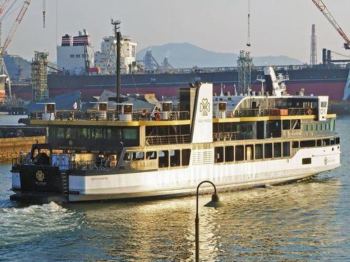 シーパセオ(SEA PASEO)の3F デッキフロア