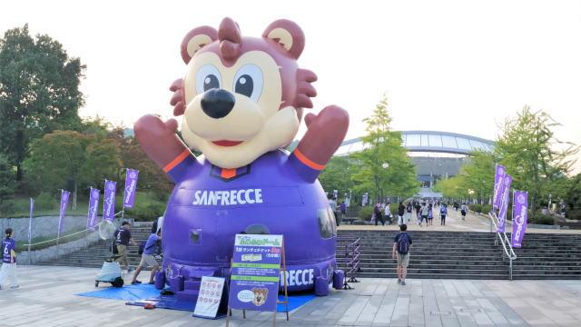 サンフレッチェ広島 スタジアムグルメ イメージ画像