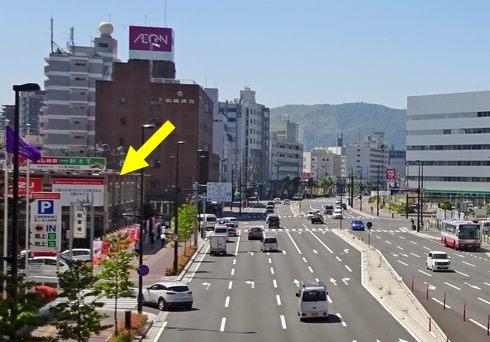 西日本バスネットサービスの跡地に、ヴィアイン広島新幹線口