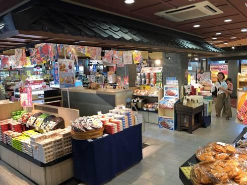 福山SA土産コーナー01