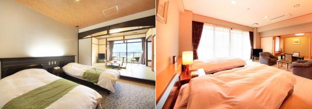 賀茂川荘の温泉は、日帰り入浴も可能