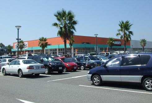 マリーナホップ 広島のショッピングモール