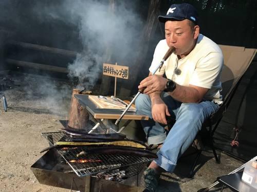 西村キャンプ場、レギュラー放送第1回は「宮島」を目指す