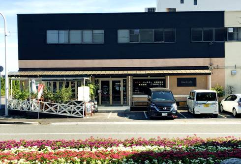 ラ・パレッタ(la Paletta)広島市西区商工センターのイタリアンカフェ