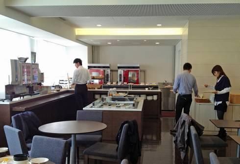 リッチモンドホテル福山駅前 朝食