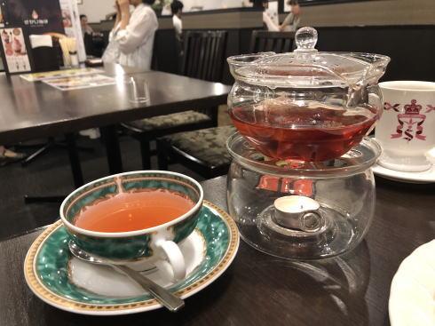 さかい珈琲 広島千田町店 紅茶
