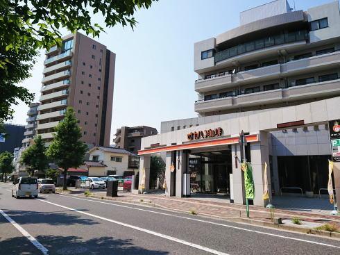 さかい珈琲 広島千田町店 外観