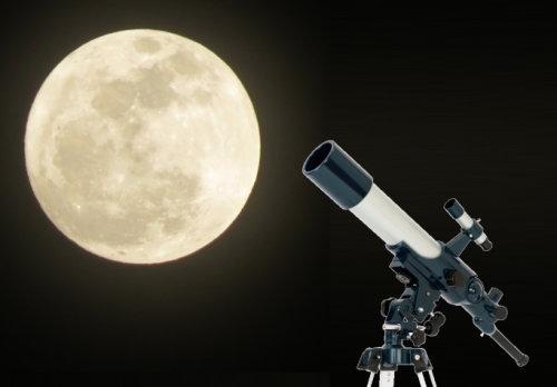波の音聞きながら!呉市かまがり天体観測館で「お月見」イベント