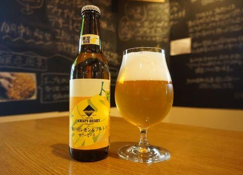 瀬戸内レモン&ソルトビール、福山の地ビール醸造所から数量限定販売