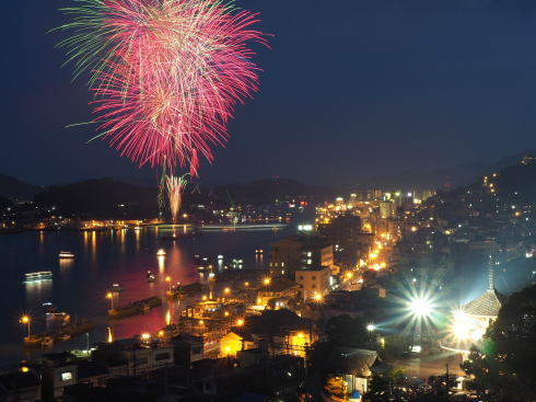 広島2020花火大会、宮島・みなと夢花火など夏の名物が中止へ