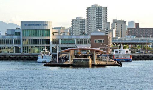 広島港ふれあいフェスタ、豪華客船の寄港や国際コンテナターミナル見学も