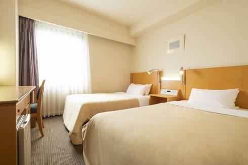 ヴァリエホテル広島 ツインルーム