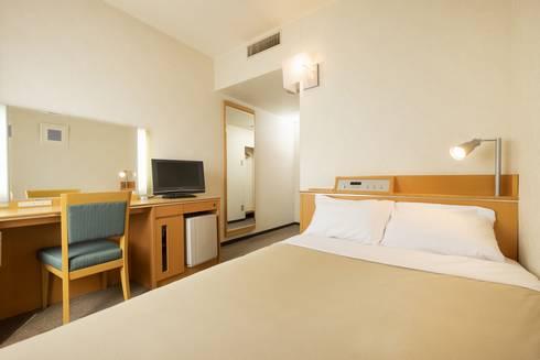 ヴァリエホテル広島 セミダブルルーム