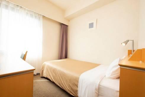 ヴァリエホテル広島 シングルルーム