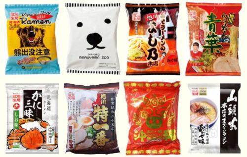 全国道の駅「ご当地麺フェア」北海道から沖縄まで52種