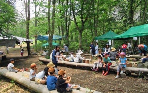 備北丘陵公園が入園料無料、森の感謝祭2019を開催